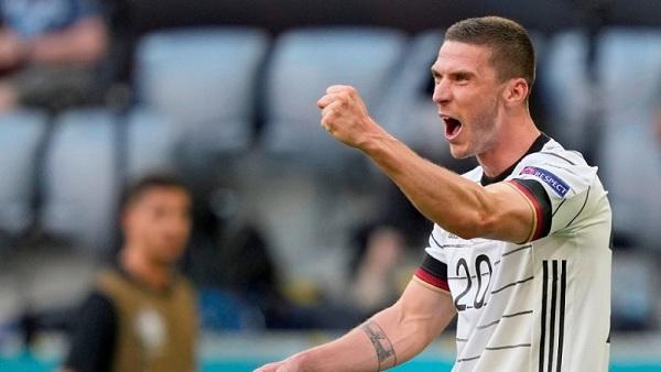 Gosens đang tỏa sáng ở EURO 2020.