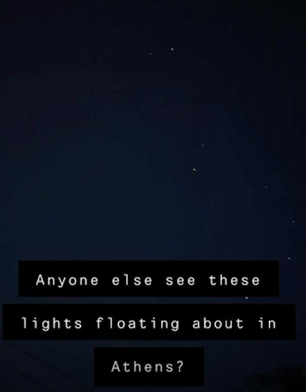 Hàng chục quả cầu ánh sáng bí ẩn lơ lửng phía trên thành phố Texas - Ảnh 2.