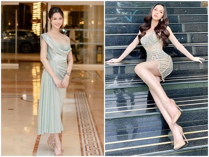 Vẻ đẹp gợi cảm của Á hậu 2 Hoa hậu Chuyển giới Việt Nam 2020 Tường Vi - Ảnh 4.