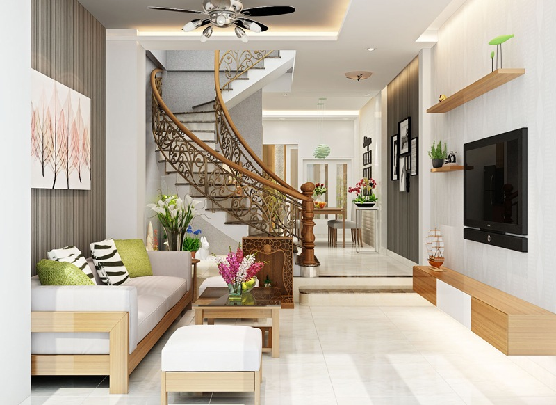 4 điều cần lưu ý khi bài trí nội thất trong ngôi nhà nhỏ để gia đạo ấm êm, ba đời sung túc - Ảnh 2.
