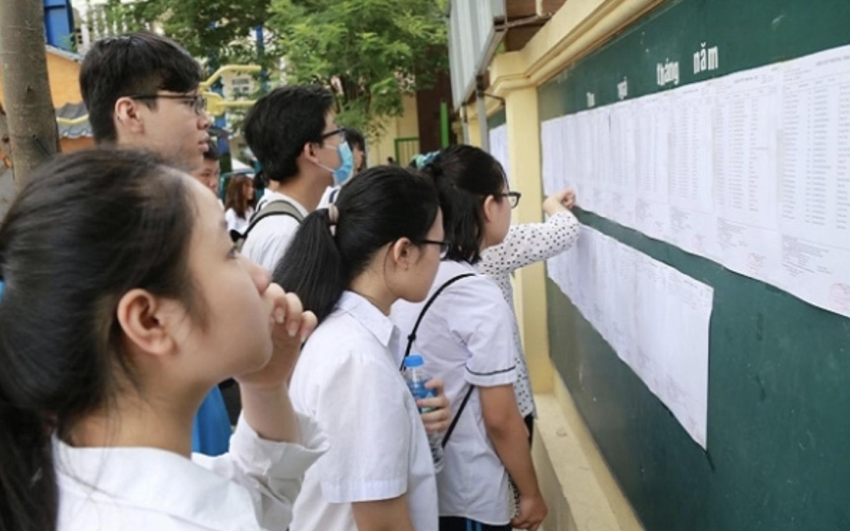Mới: Danh sách 26 tỉnh thành đã công bố điểm thi vào lớp 10 năm 2021 và cách tra cứu nhanh