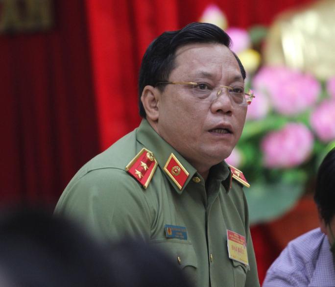 Giám đốc Công an Hà Nội nói về mốc thời gian vi phạm của Đại tá Phùng Anh Lê - Ảnh 1.