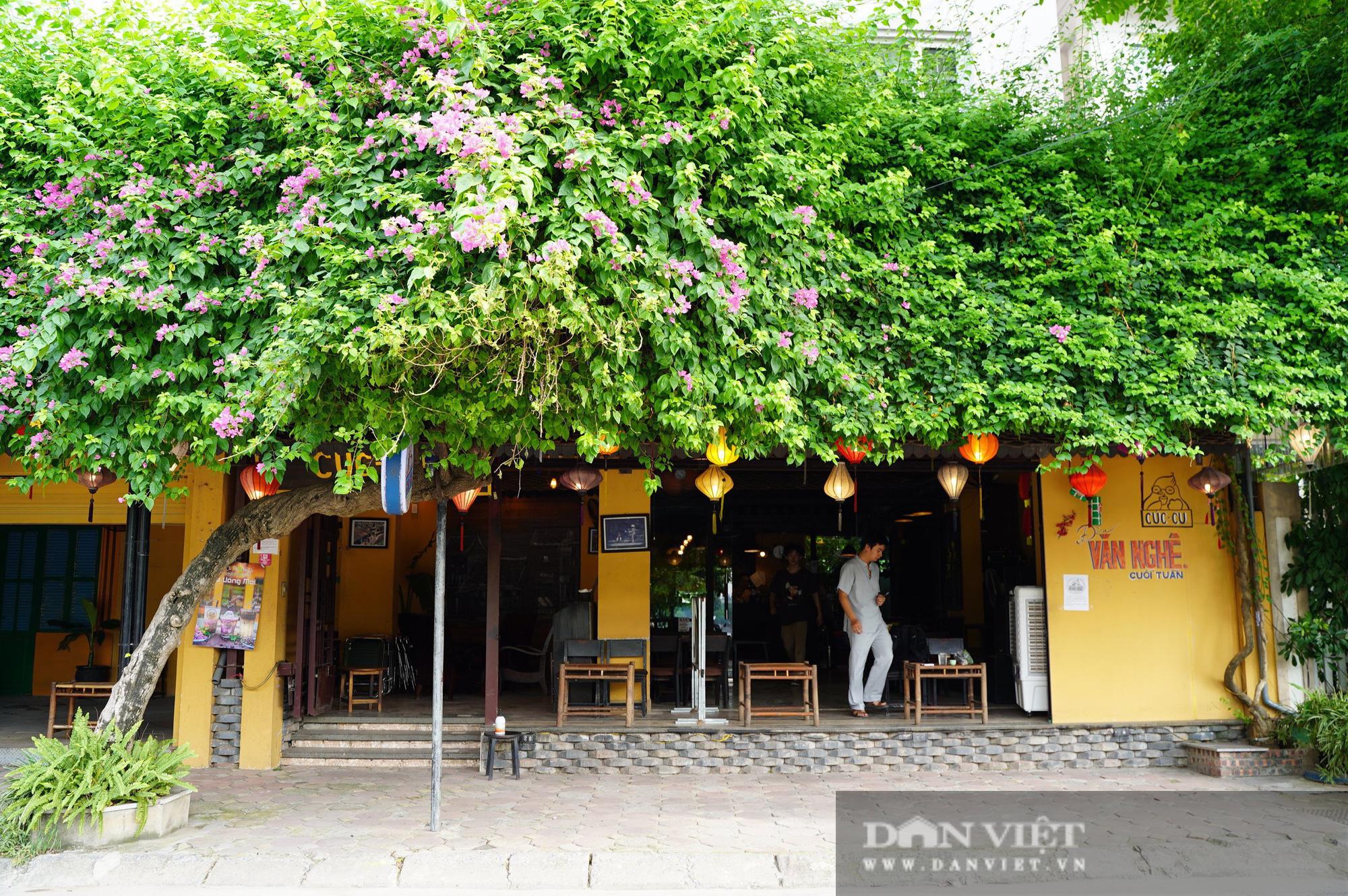 Hà Nội: Quán cafe nơi thưa thớt, chỗ nhộp nhịp trong ngày đầu mở cửa trở lại - Ảnh 1.