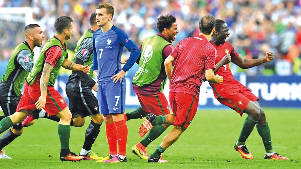 """Nhận định, dự đoán tỷ số Bồ Đào Nha vs Pháp (2h ngày 24/6):  Ronaldo """"gánh đội"""" - Ảnh 1."""