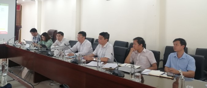 Cục Bảo vệ Thực vật và Viettel hợp tác xây dựng app 'bắt bệnh' cho lúa - Ảnh 2.