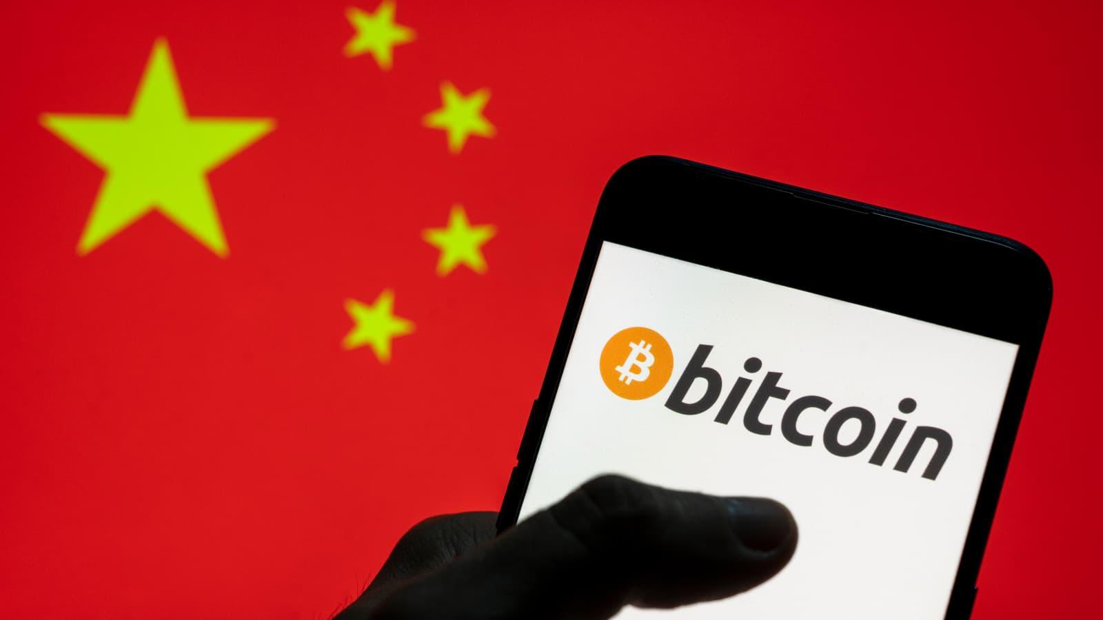 Trung Quốc tiếp tục siết quản lý tiền điện tử, giá bitcoin chìm sâu - Ảnh 1.