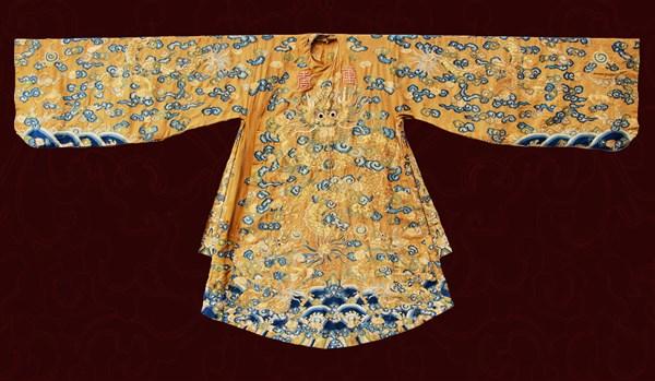 """Long bào triều Nguyễn """"cửu ngũ chí tôn"""" và uy quyền tuyệt đối của nhà Vua - Ảnh 1."""