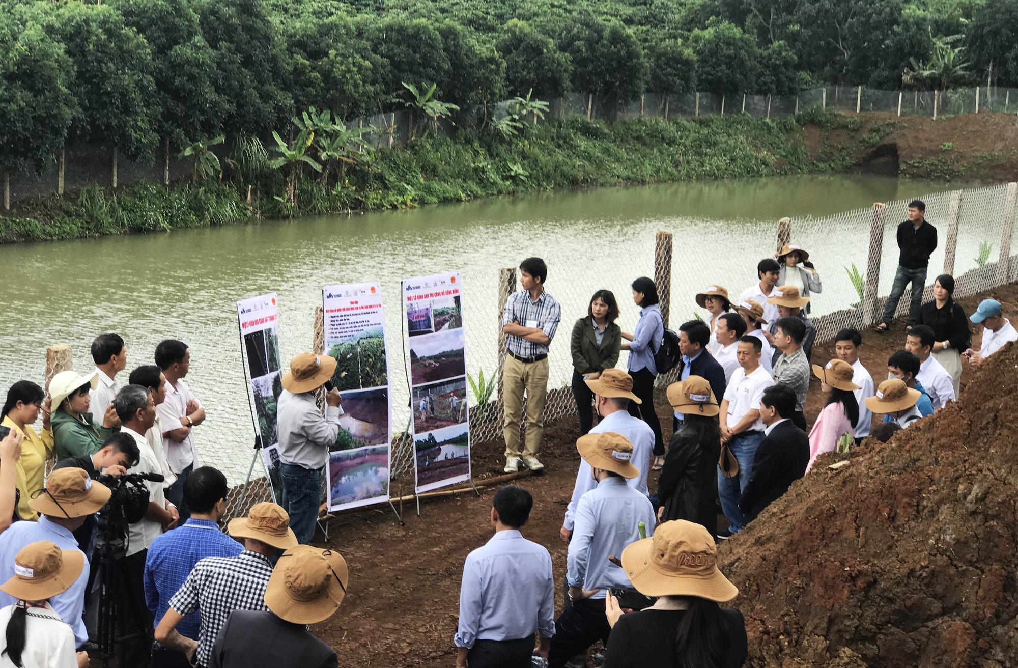 Chương trình cảnh quan bền vững giảm chi phí, tăng thu nhập cho nông dân - Ảnh 2.