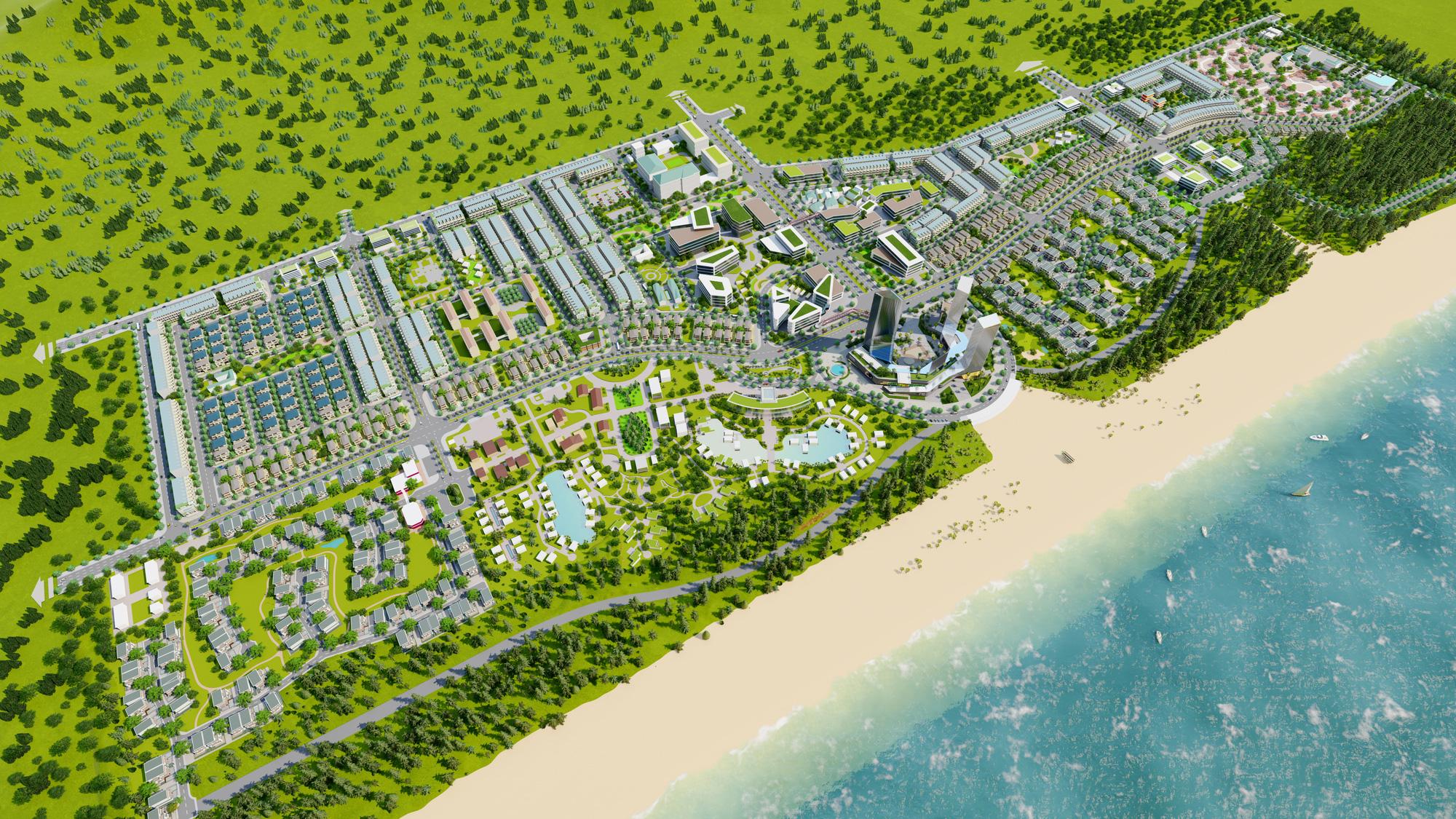 T&T Group khởi công xây dựng khu du lịch sinh thái biển tại Nghi Sơn - Thanh Hóa - Ảnh 4.