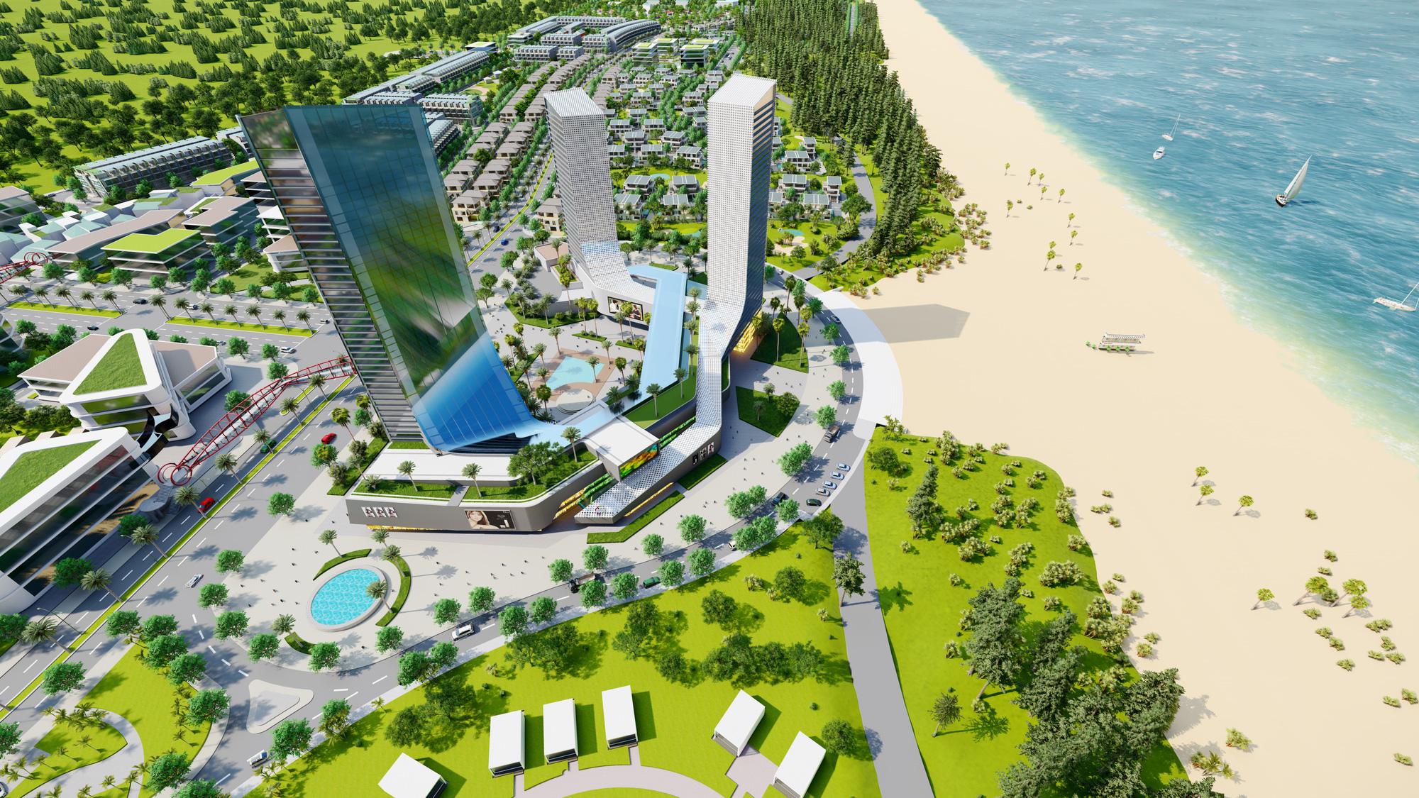 T&T Group khởi công xây dựng khu du lịch sinh thái biển tại Nghi Sơn - Thanh Hóa - Ảnh 7.