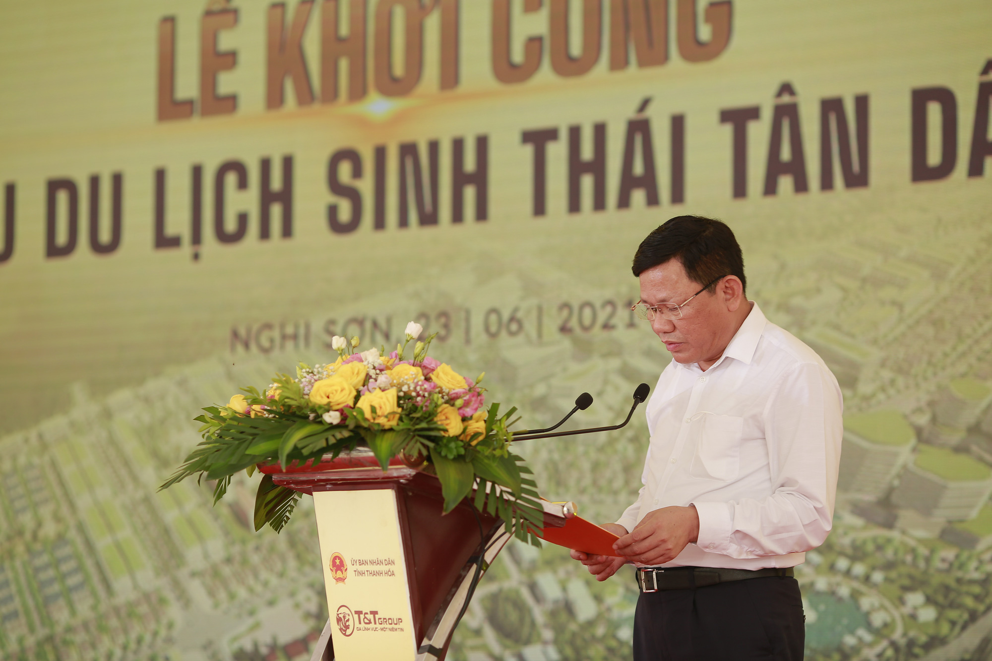 T&T Group khởi công xây dựng khu du lịch sinh thái biển tại Nghi Sơn - Thanh Hóa - Ảnh 6.