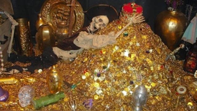 Bật mí kho báu đầy vàng của cướp biển khiến hàng trăm người điên cuồng săn lùng suốt 200 năm - Ảnh 1.