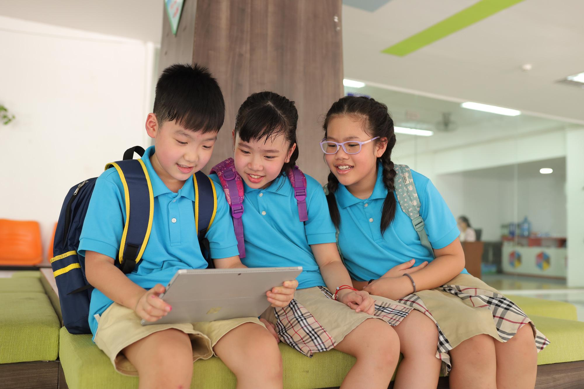 Nhiều chương trình của Tập đoàn Giáo dục EQuest được Cognia kiểm định quốc tế   - Ảnh 3.