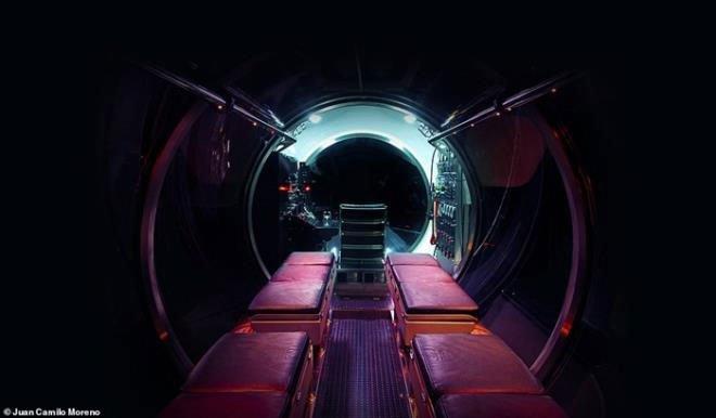 Tàu ngầm vô cực mà tỷ phú Phạm Nhật Vượng đặt mua đắt cỡ nào? - Ảnh 2.