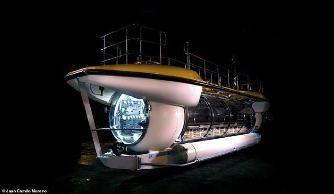 Tàu ngầm vô cực mà tỷ phú Phạm Nhật Vượng đặt mua đắt cỡ nào? - Ảnh 1.