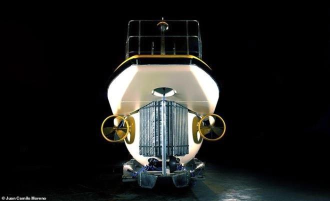 Tàu ngầm vô cực mà tỷ phú Phạm Nhật Vượng đặt mua đắt cỡ nào? - Ảnh 4.