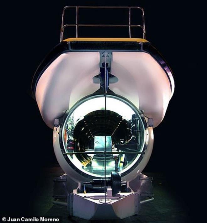 Tàu ngầm vô cực mà tỷ phú Phạm Nhật Vượng đặt mua đắt cỡ nào? - Ảnh 5.