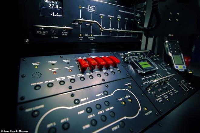 Tàu ngầm vô cực mà tỷ phú Phạm Nhật Vượng đặt mua đắt cỡ nào? - Ảnh 6.