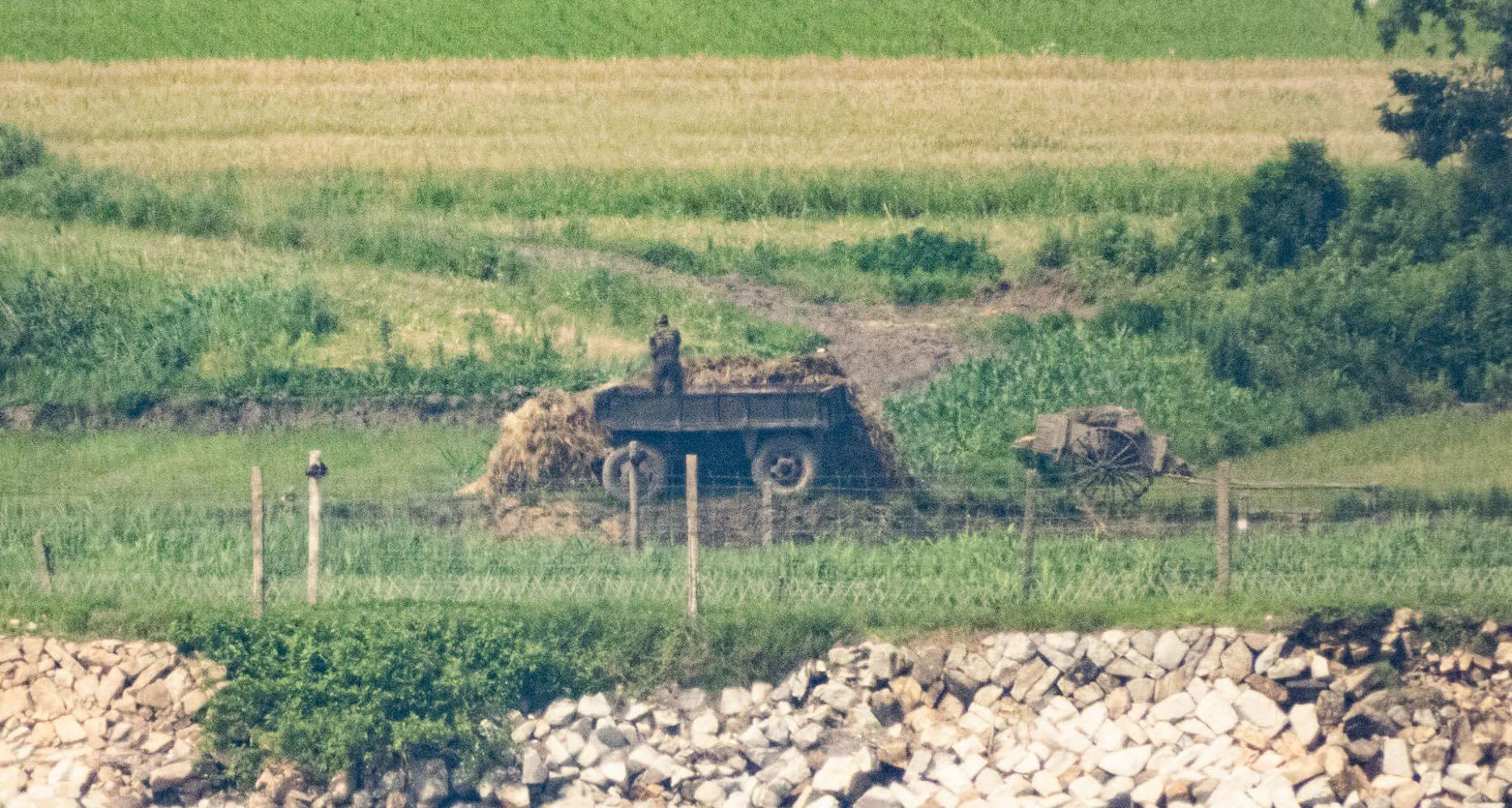 Ảnh hiếm về nông thôn Triều Tiên khi tình hình lương thực căng thẳng - Ảnh 7.