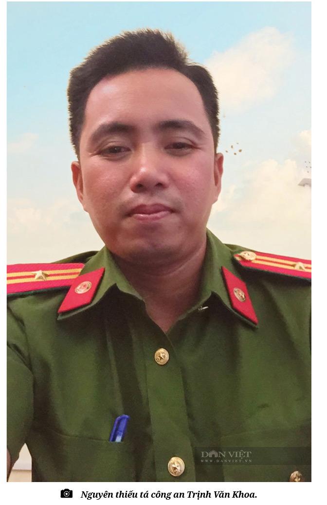 Thiếu tá công an dũng cảm tố cáo sai phạm tại CA Đồ Sơn: Tôi làm không phải để hạ người này, đấu người kia - Ảnh 2.