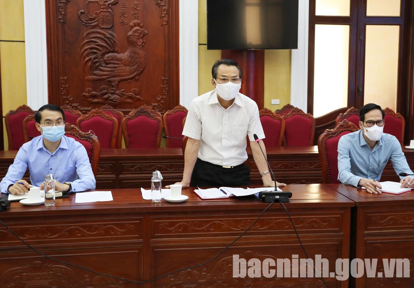 Bắc Ninh: Chuẩn bị khởi công thêm 2 khu công nghiệp VSIP II và Thuận Thành I - Ảnh 3.