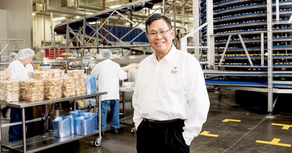 Đại gia đình họ Lý với sự nghiệp kinh doanh thành công từ một tiệm bánh ngọt bình dân - Ảnh 1.