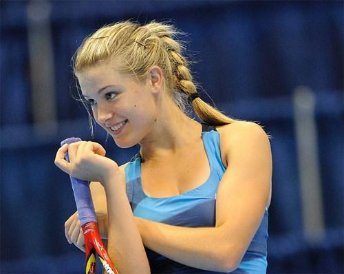 """Vẻ đẹp nóng bỏng của """"công chúa quần vợt"""" thế giới - Ảnh 10."""