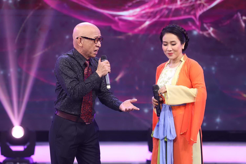 Dấu ấn huyền thoại: NSƯT Nhất Sinh hội ngộ Quang Linh và chia sẻ thắt lòng về mẹ hiền - Ảnh 3.