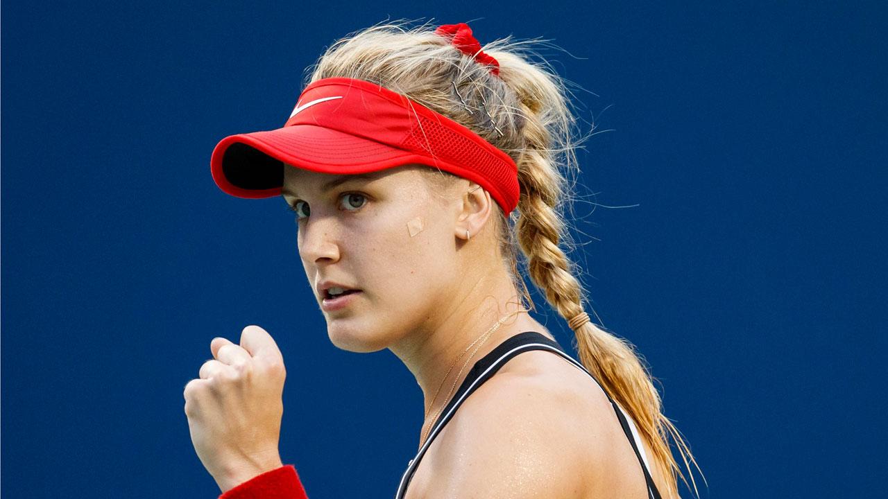 """Vẻ đẹp nóng bỏng của """"công chúa quần vợt"""" thế giới - Ảnh 2."""