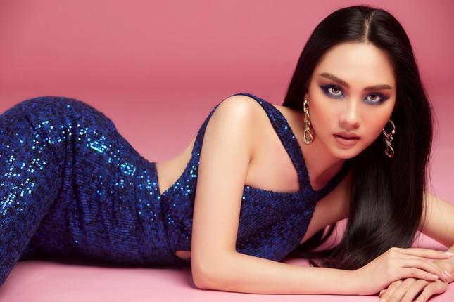 Nhan sắc mỹ nhân 9x lọt top 5 Hoa hậu Việt Nam tiếp tục Miss World Vietnam 2021 - Ảnh 2.