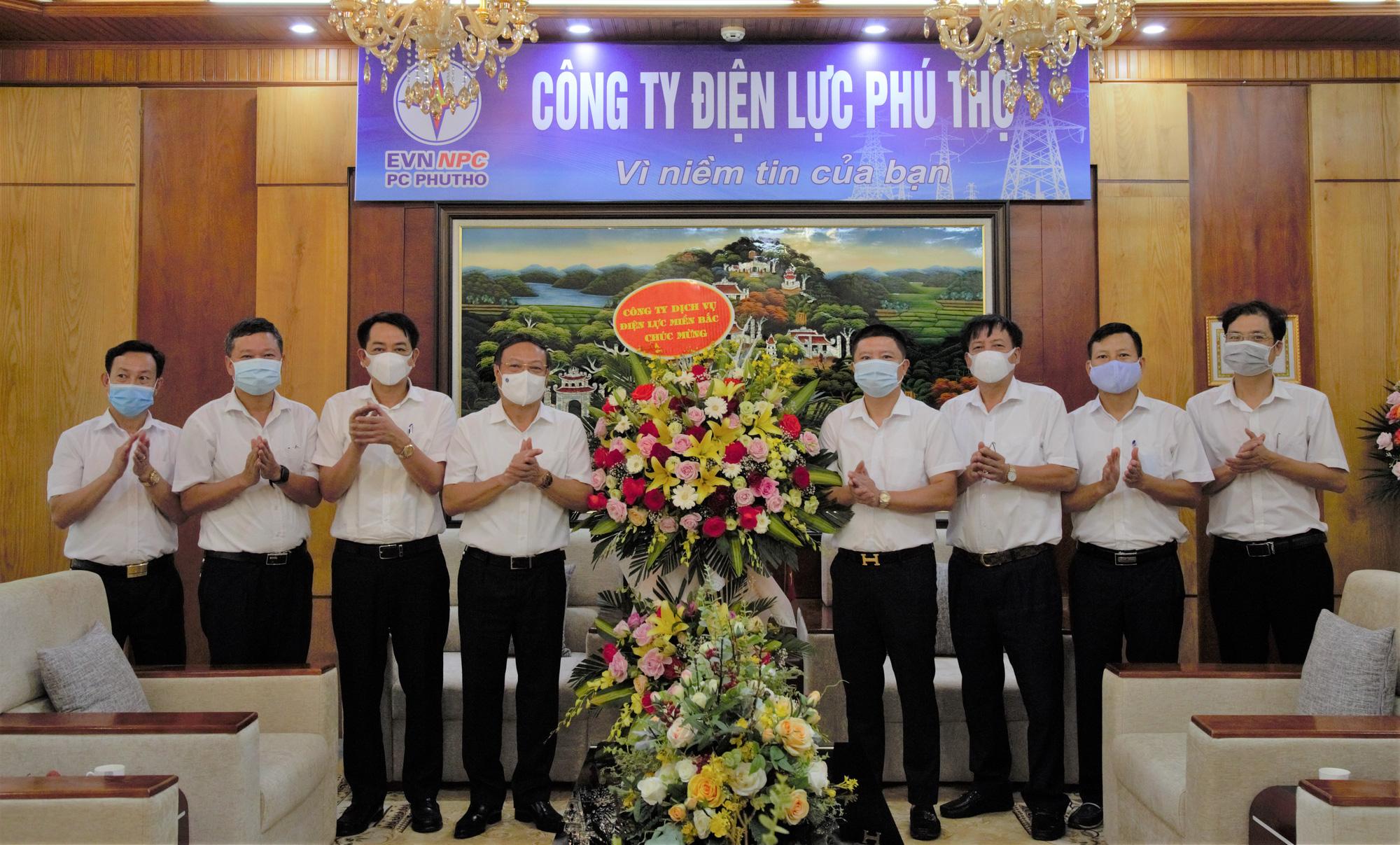 Công ty Điện lực Phú Thọ: 50 năm đổi mới và phát triển - Ảnh 5.