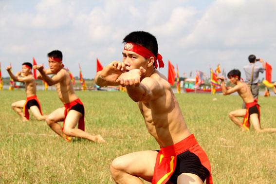 """Bí mật môn võ Việt Nam chuyên """"trị"""" võ Trung Quốc: Lấy bé địch to! - Ảnh 3."""