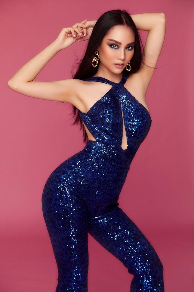 Nhan sắc mỹ nhân 9x lọt top 5 Hoa hậu Việt Nam tiếp tục Miss World Vietnam 2021 - Ảnh 1.