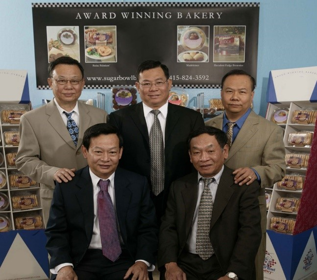 Đại gia đình họ Lý với sự nghiệp kinh doanh thành công từ một tiệm bánh ngọt bình dân - Ảnh 6.