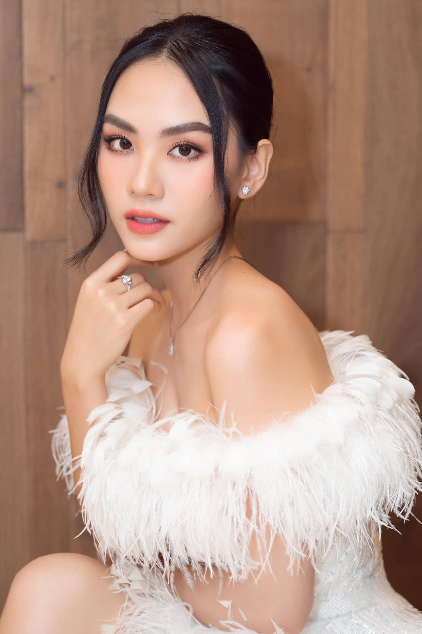 Nhan sắc mỹ nhân 9x lọt top 5 Hoa hậu Việt Nam tiếp tục Miss World Vietnam 2021 - Ảnh 4.