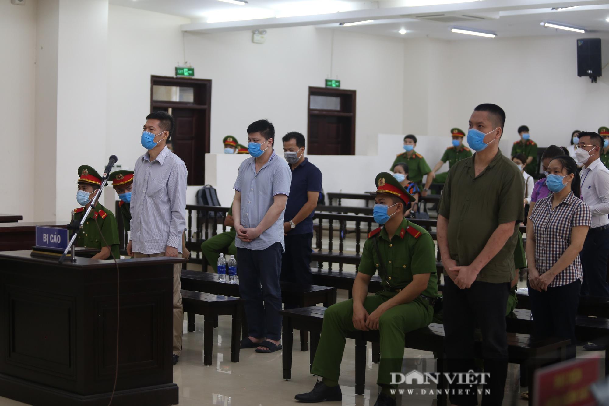 430 bác sĩ trên cả nước ký đơn xin giảm nhẹ cho cựu Giám đốc CDC Nguyễn Nhật Cảm - Ảnh 2.