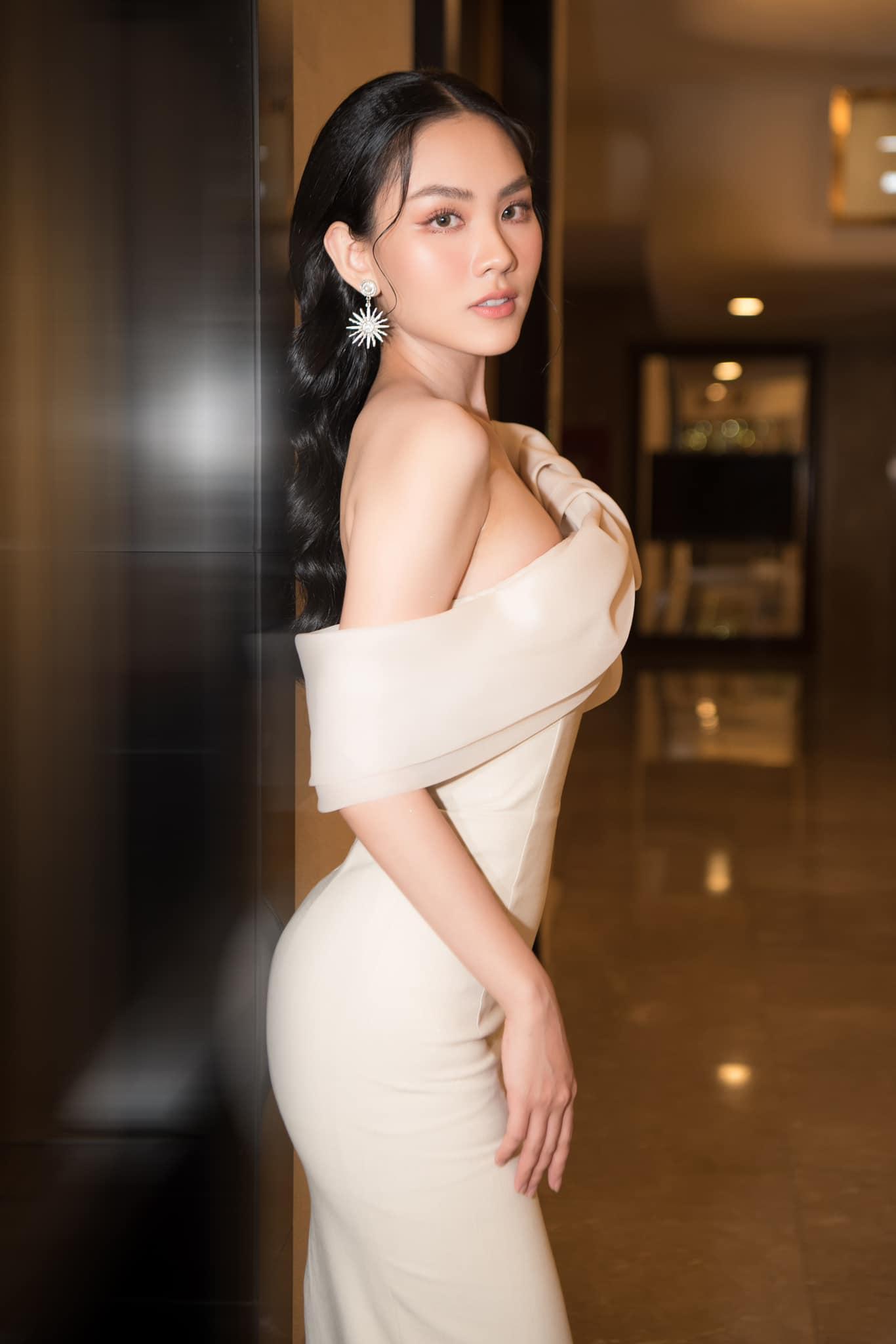 Nhan sắc mỹ nhân 9x lọt top 5 Hoa hậu Việt Nam tiếp tục thi Miss World Vietnam 2021