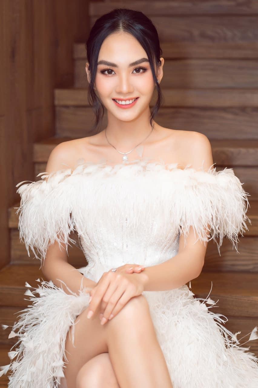 Nhan sắc mỹ nhân 9x lọt top 5 Hoa hậu Việt Nam tiếp tục Miss World Vietnam 2021 - Ảnh 3.