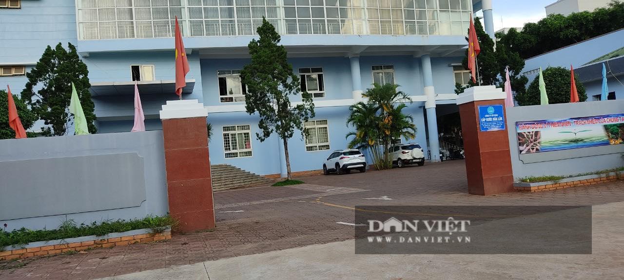Đắk Lắk: Nam nhân viên Công ty Cấp nước bị điện giật tử vong - Ảnh 1.