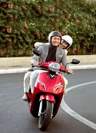 Đặc quyền thuê pin khi sở hữu xe máy điện VinFast - Ảnh 1.