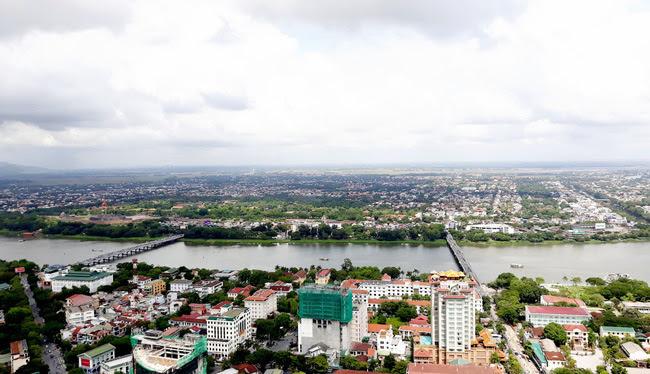 Chính thức công bố điều chỉnh địa giới hành chính, mở rộng thành phố Huế - Ảnh 2.