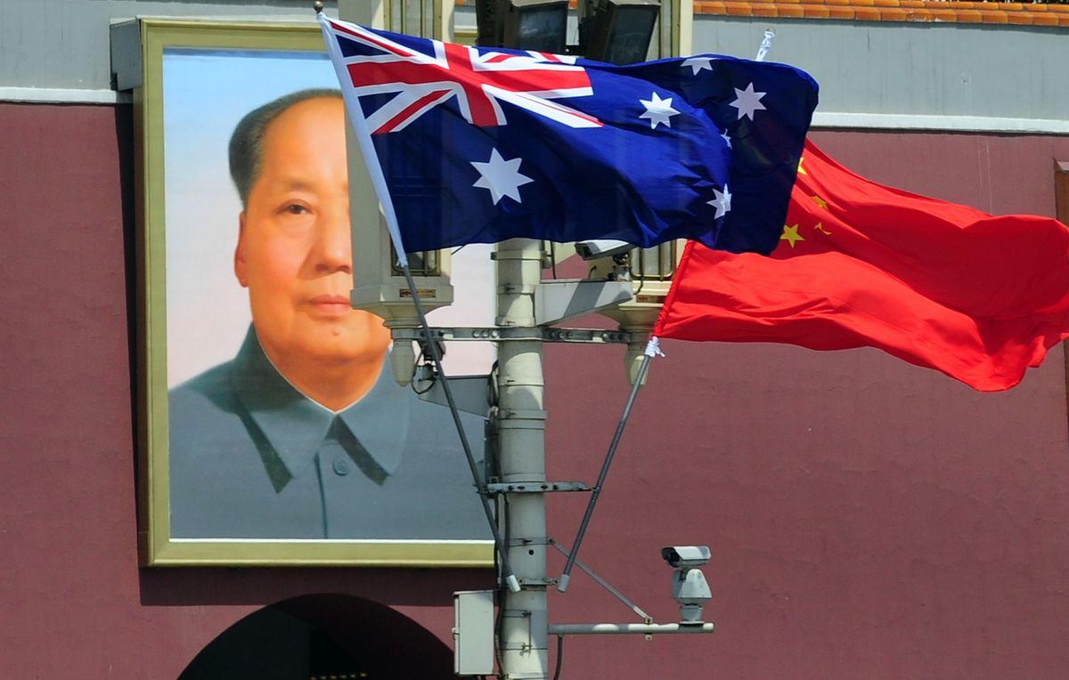Vì sao người Úc ngày càng mất niềm tin vào Trung Quốc - Ảnh 1.