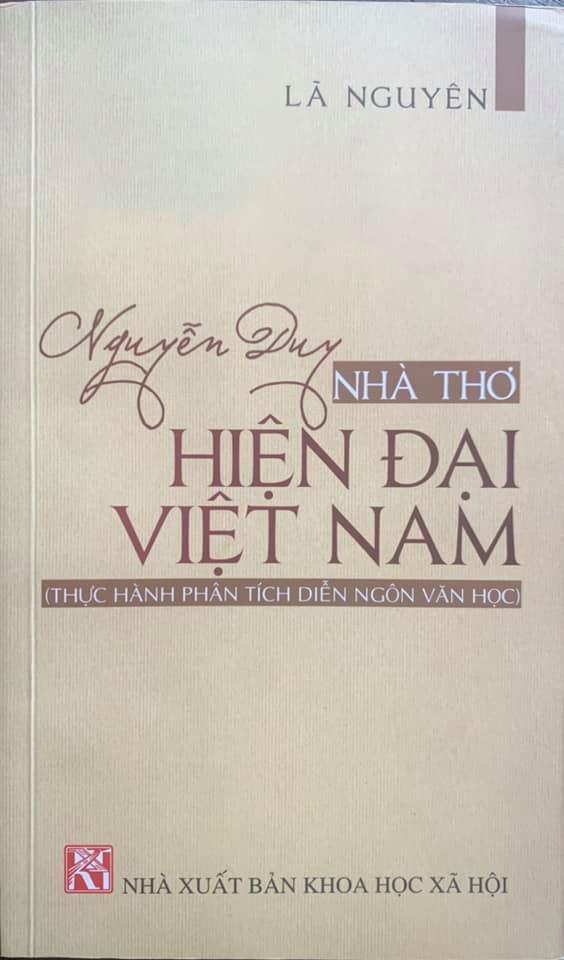 Đọc sách cùng bạn: Một nhà thơ hiện - đại - cổ - điển Việt Nam - Ảnh 1.