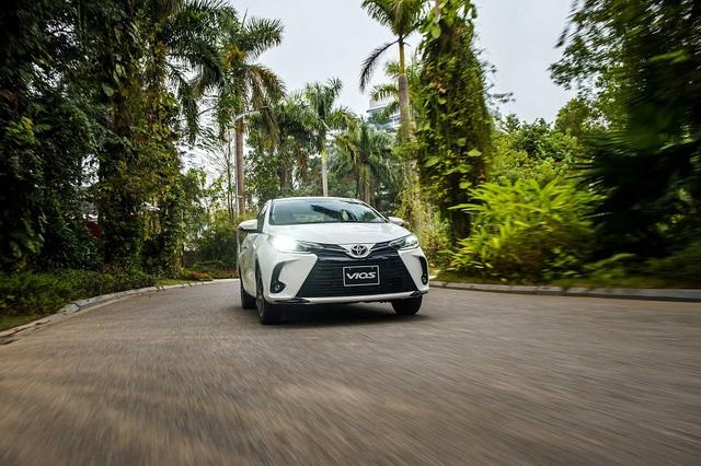 Toyota Vios nâng cấp không ngừng vẫn thua Hyundai Accent, vì sao?