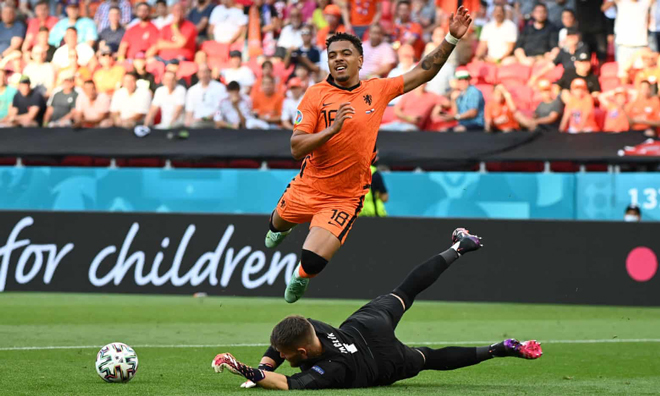 Donyell Malen, tội đồ khiến Hà Lan bị loại khỏi EURO 2020 là ai? - Ảnh 2.