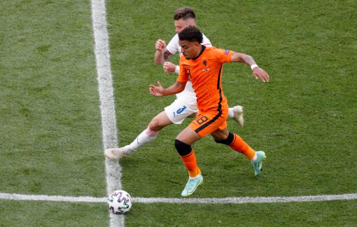 Donyell Malen, tội đồ khiến Hà Lan bị loại khỏi EURO 2020 là ai? - Ảnh 1.