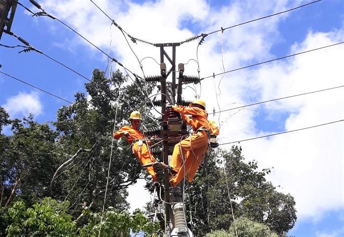 PC Đắk Nông: Sẵn sàng đảm bảo cấp điện cho nước bạn Campuchia trong mùa dịch Covid-19 - Ảnh 1.