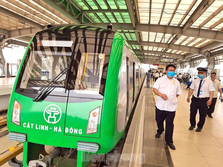 Kiểm toán chỉ rõ đường sắt Cát Linh - Hà Đông áp giá nhân công sai - Ảnh 1.