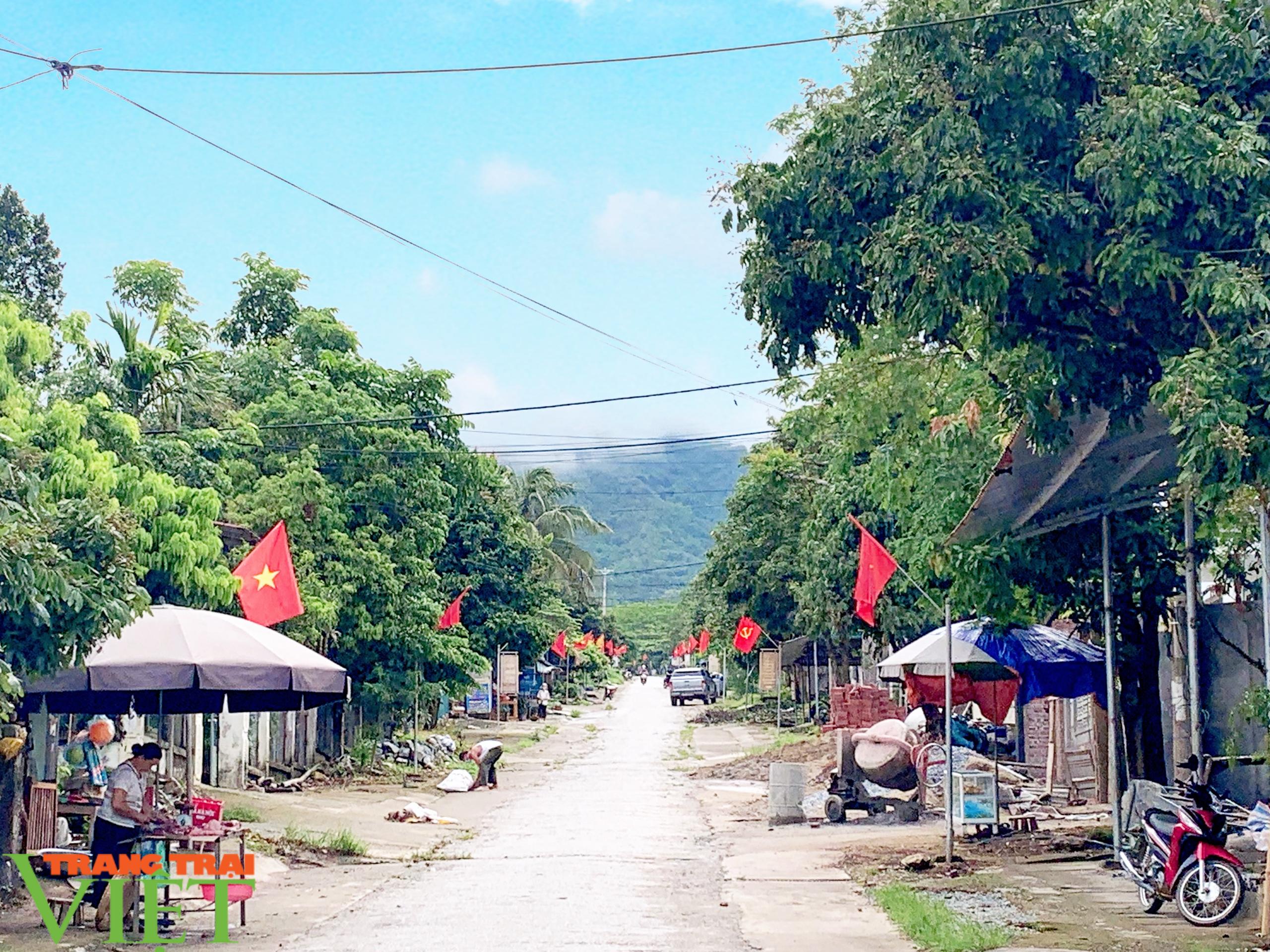 Xây dựng nông thôn mới xã Nậm Hàng - Ảnh 1.