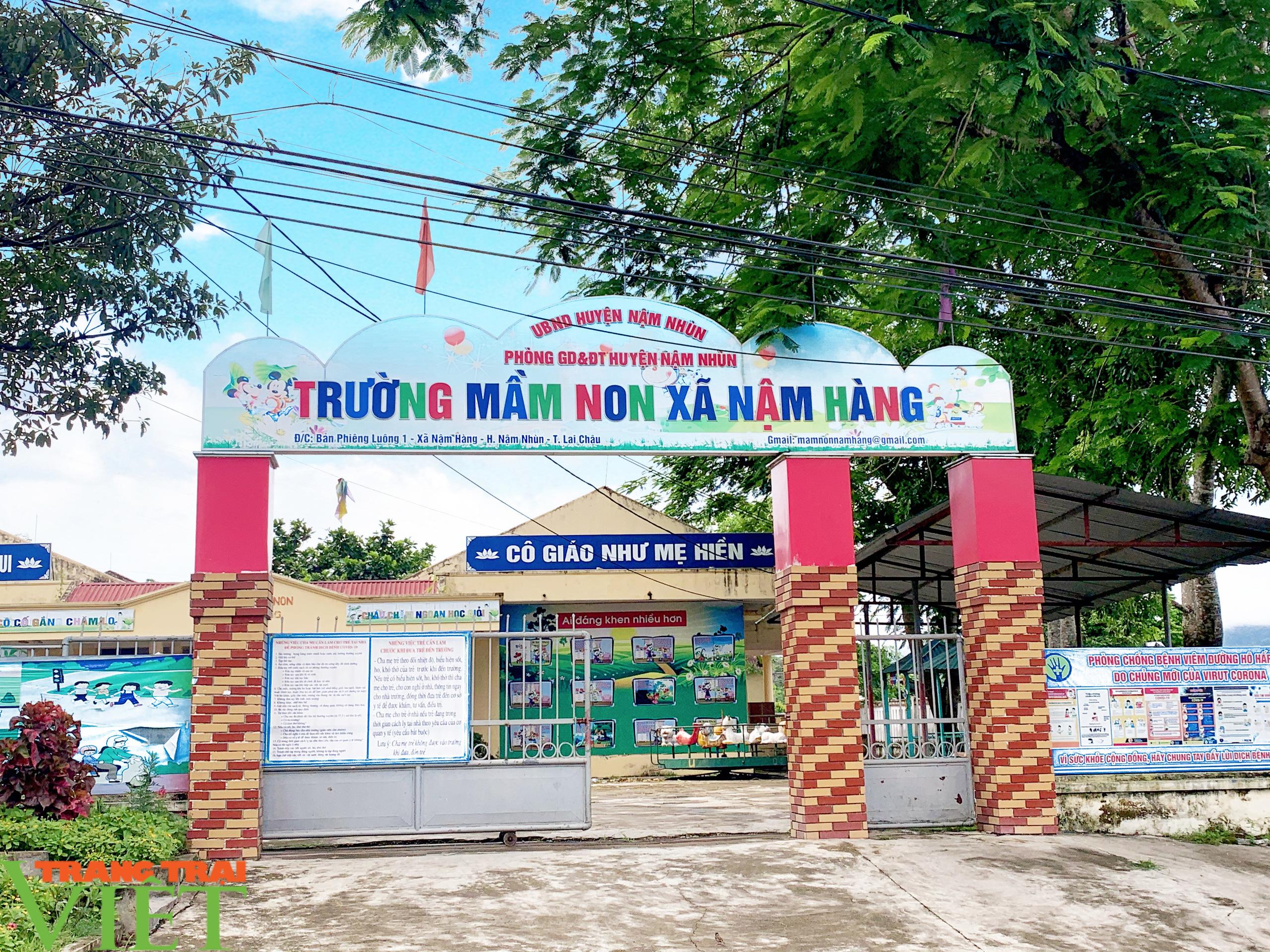 Xây dựng nông thôn mới xã Nậm Hàng - Ảnh 3.